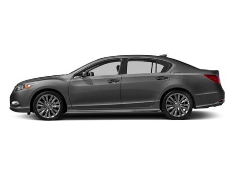 2017 Acura RLX for sale in Gaithersburg, MD