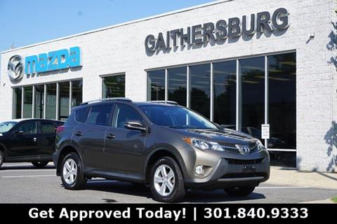 2014 Toyota RAV4 for sale in Gaithersburg, MD