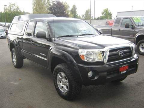 2006 toyota tacoma for sale oregon. Black Bedroom Furniture Sets. Home Design Ideas