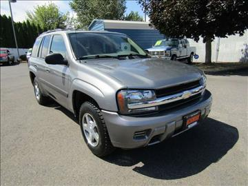 2005 Chevrolet TrailBlazer for sale in Gresham, OR