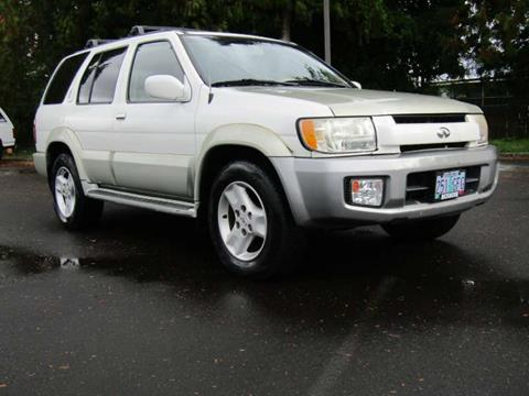 2001 Infiniti QX4 for sale in Gresham, OR