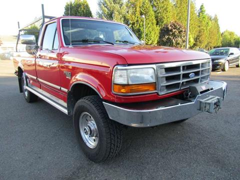 1995 Ford F-250 for sale in Gresham, OR