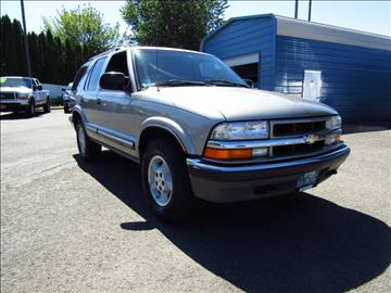 1999 Chevrolet Blazer for sale in Gresham, OR