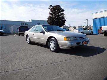 Bickmore Auto Sales >> 1995 Ford Thunderbird For Sale - Carsforsale.com