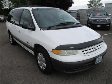 1999 Plymouth Grand Voyager for sale in Gresham, OR