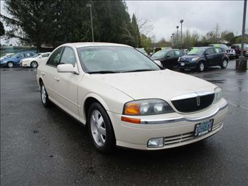 2002 Lincoln LS for sale in Gresham, OR