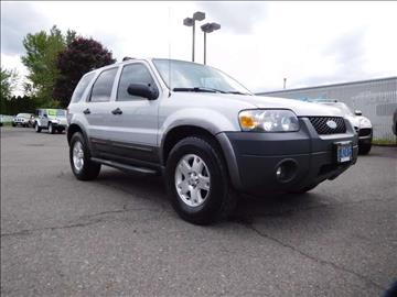 2006 Ford Escape for sale in Gresham, OR