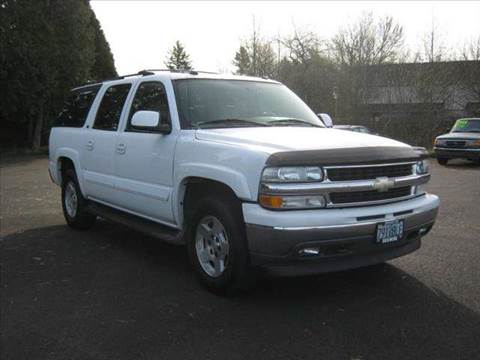 chevrolet suburban for sale in oregon. Black Bedroom Furniture Sets. Home Design Ideas