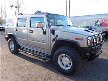 2004 HUMMER H2 for sale in Gresham, OR