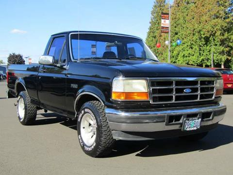 Ford F  For Sale In Gresham Or
