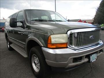 Bickmore Auto Sales >> 2000 Ford Excursion For Sale - Carsforsale.com