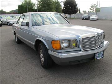 Bickmore Auto Sales >> 1983 Mercedes-Benz 300-Class For Sale - Carsforsale.com