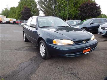 1999 Chevrolet Prizm for sale in Gresham, OR