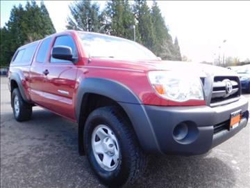 2008 toyota tacoma for sale oregon. Black Bedroom Furniture Sets. Home Design Ideas