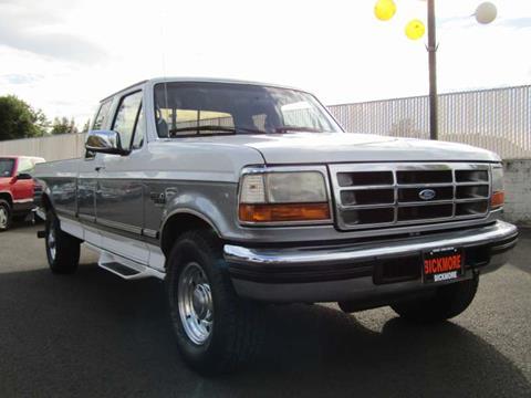 Bickmore Auto Sales >> 1997 Ford F-250 For Sale - Carsforsale.com®