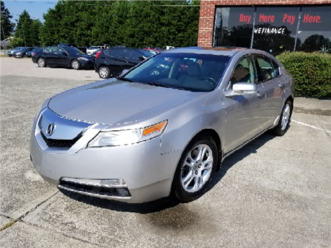 Acura TL For Sale In Bunker Hill WV Carsforsalecom - Acura tl 08 for sale