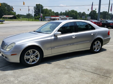 2005 Mercedes-Benz E-Class for sale in Franklinton, NC