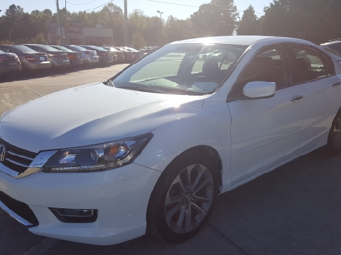 2013 Honda Accord for sale in Franklinton, NC