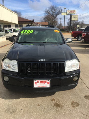 2006 Jeep Grand Cherokee Laredo 4dr SUV 4WD - Des Moines IA