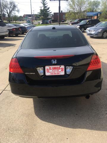 2007 Honda Accord EX-L 4dr Sedan (2.4L I4 5A) - Des Moines IA