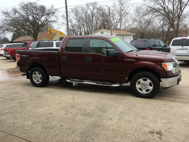 2009 Ford F-150 XLT 4x4 4dr SuperCrew Styleside 6.5 ft. SB - Des Moines IA