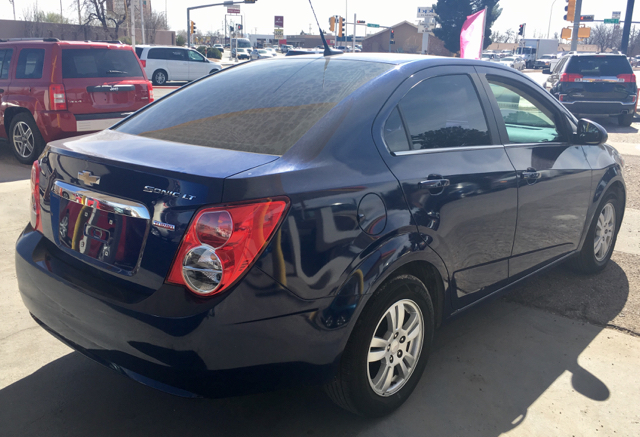 2014 chevrolet sonic lt auto 4dr sedan in las cruces nm