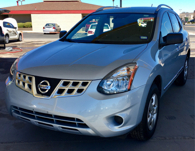 2015 Nissan Rogue Select S 4dr Crossover - Las Cruces NM