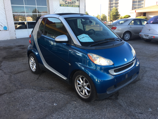 2009 smart fortwo passion cabriolet 2dr cabriolet in las