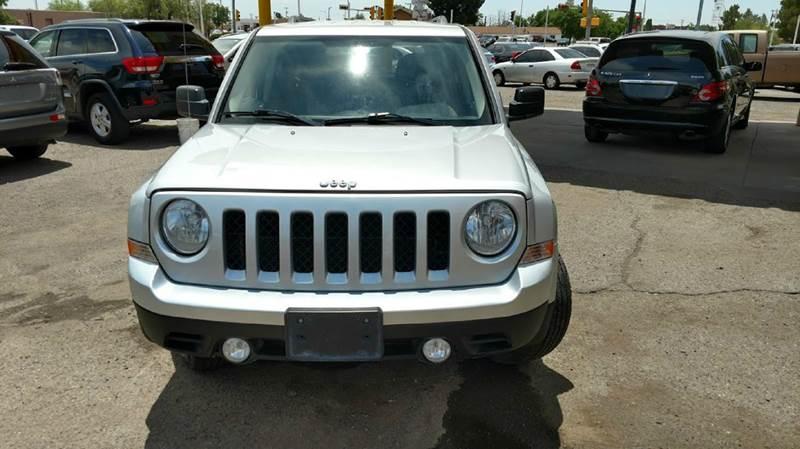 2012 Jeep Patriot Sport 4dr SUV - Las Cruces NM
