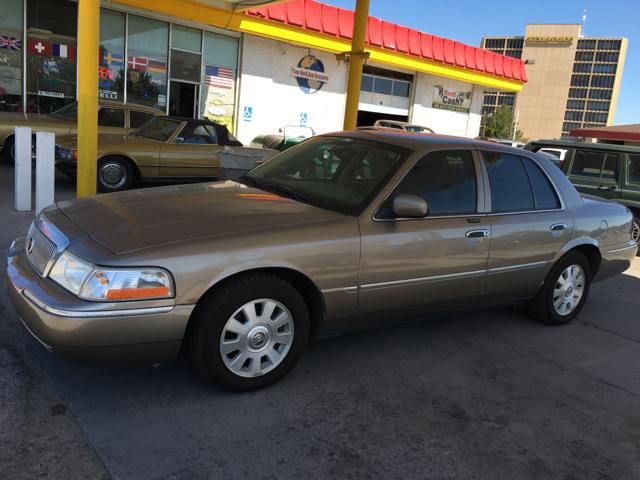 2005 Mercury Grand Marquis LS Premium 4dr Sedan - Las Cruces NM