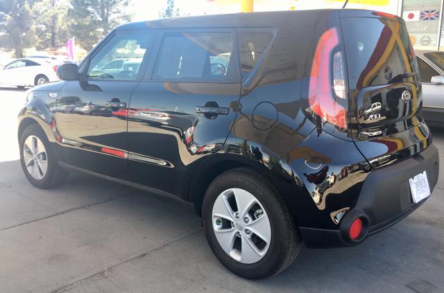 2016 Kia Soul + 4dr Wagon - Las Cruces NM