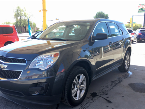 2010 Chevrolet Equinox for sale in Las Cruces, NM
