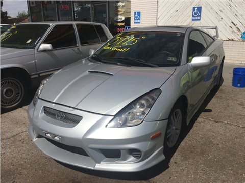 2003 Toyota Celica for sale in Las Cruces, NM