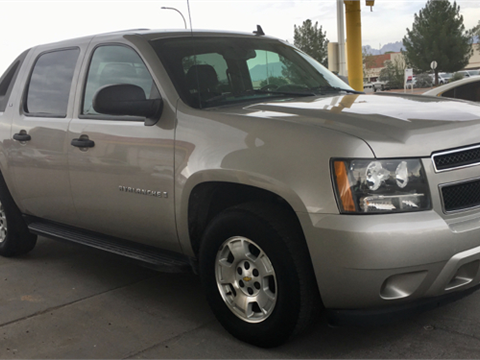 2009 Chevrolet Avalanche for sale in Las Cruces, NM