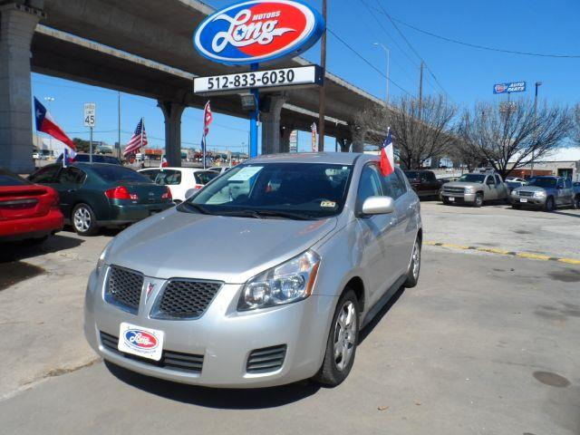 2009 Pontiac Vibe for sale in Austin TX