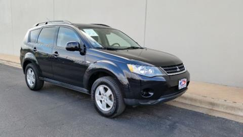 2007 Mitsubishi Outlander for sale in Austin, TX