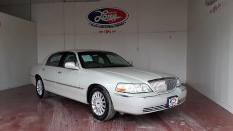 2005 Lincoln Town Car for sale in Austin, TX