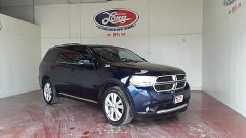 2012 Dodge Durango for sale in Austin, TX