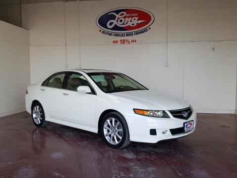 2007 Acura TSX for sale in Austin, TX
