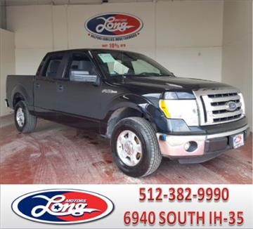 2012 ford f 150 for sale in austin tx for Sames red barn motors