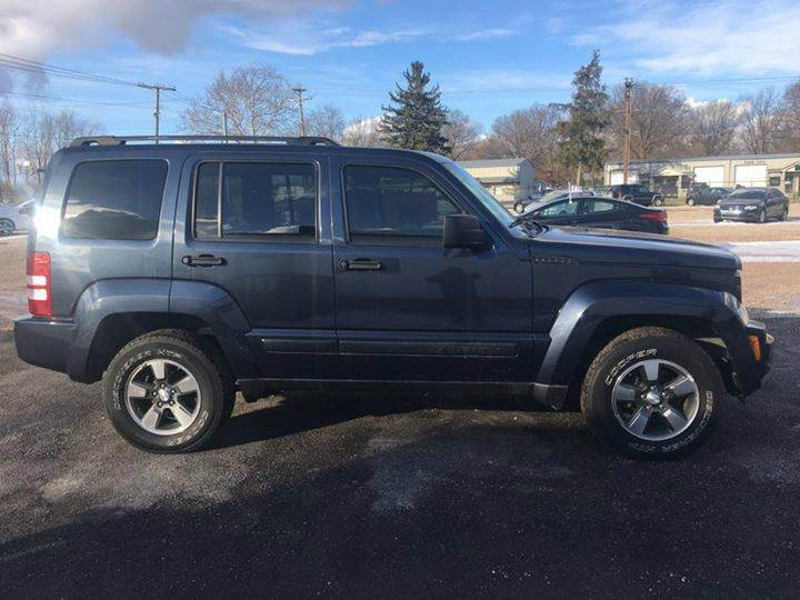 2008 Jeep Liberty 4x4 Sport 4dr SUV In Elkhart IN - ESM Auto Sales