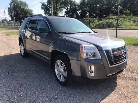 2011 GMC Terrain for sale in Elkhart, IN
