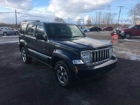2008 Jeep Liberty for sale in Elkhart, IN