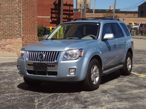 2008 Mercury Mariner Hybrid for sale in Bedford Park, IL