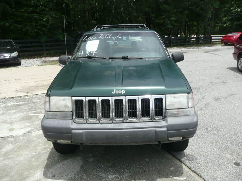 1996 jeep grand cherokee for sale in flowery branch ga. Black Bedroom Furniture Sets. Home Design Ideas