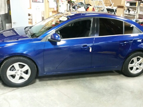 2012 Chevrolet Cruze for sale in Baraboo, WI