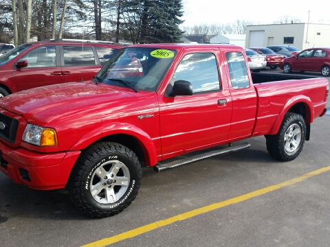 2005 Ford Ranger for sale in Baraboo, WI