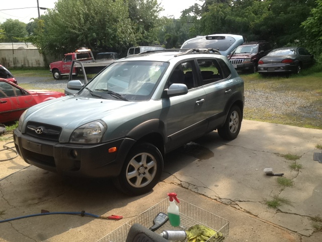 2005 Hyundai Tucson for sale in Baltimore MD