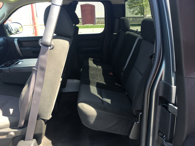 2011 Chevrolet Silverado 1500 4x4 LT 4dr Extended Cab 6.5 ft. SB - Claysburg PA