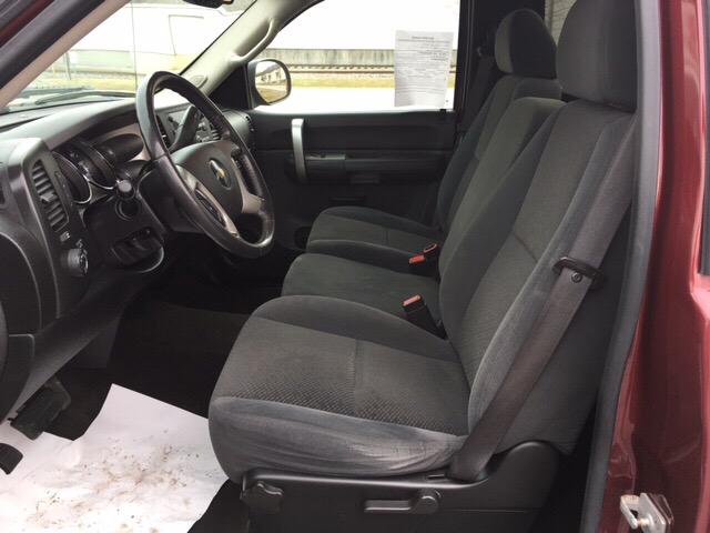 2008 Chevrolet Silverado 1500 4WD Work Truck 2dr Regular Cab 6.5 ft. SB - Claysburg PA